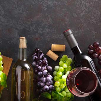 Carta dei vini - Ristorante 20 Posti